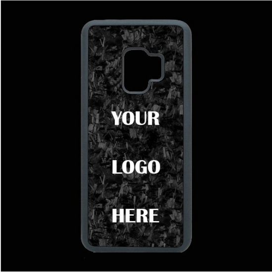 buy popular 16cea 08482 Personalized Forged Carbon Case - Black