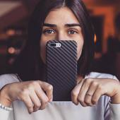 "🔥 Our amazing real CARBON FIBER cases are available for Apple / Samsung and Huawei models📱 ◾️ GET YOURS ON WWW.INSUA-CARBON.COM ◾️ 🛒| Use Code ""INSTA"" For 10% Off Now!"