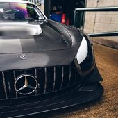 AMG FULL OF CARBON FIBER 🌑